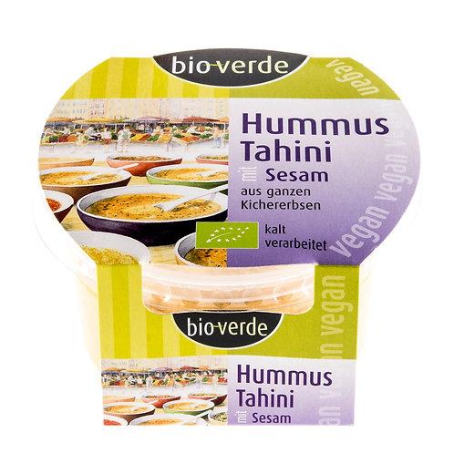 Hummus tahini -  bio-verde