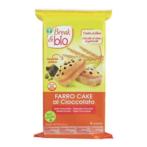Mini tortine merendina Farro cioccolato - Probios