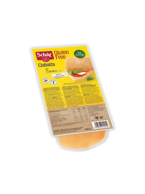 """Panini al forno """"ciabatta"""""""
