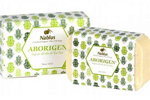 Sapone Aborigen all'olio di Tea Tree Nablus VegetalProgress