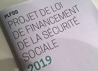 Projet de Loi de Financement de la Sécurité Sociale 2019