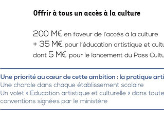 Budget de la Culture