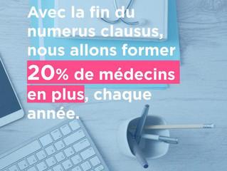 Adoption du projet de loi Santé : donner aux Français un accès à des soins de qualité.