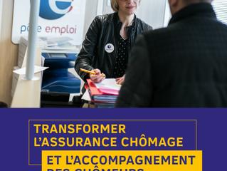Transformer l'assurance chômage et l'accompagnement des chômeurs