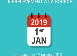 Le prélèvement à la source sera mis en œuvre dans de bonnes conditions en janvier 2019