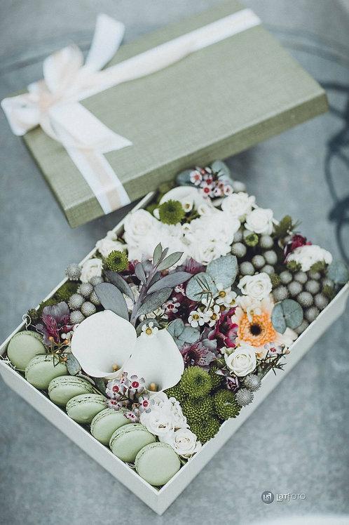 Ziedu kastīte 1