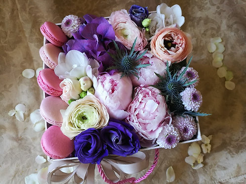 Ziedu kastīte 5