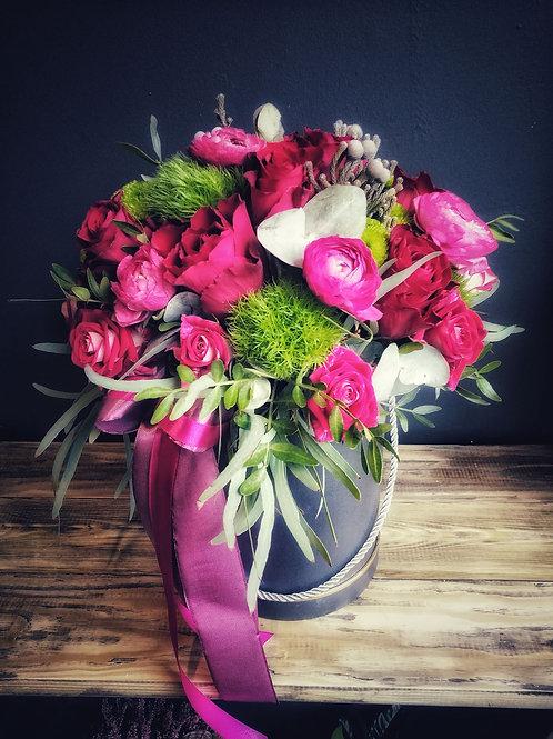 Flower box 25