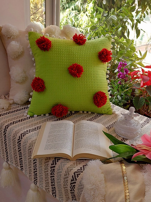 Bloom Rose Cushion Cover
