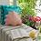 Thumbnail: Blush SeaShell Velvet Cushion Cover