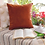 Thumbnail: Faux Leather Cushion Cover Combo- Set of 5