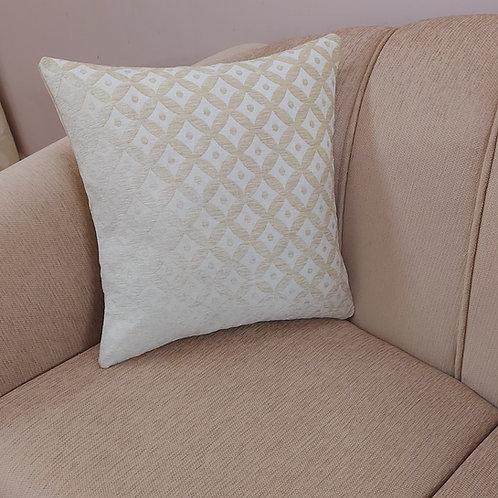 Jacquard Self Woven Design Cushion Cover