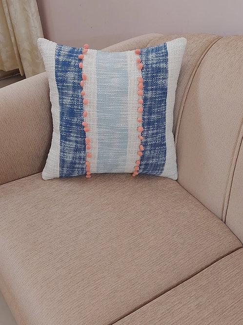 Vintage Boho Woven Cushion Cover