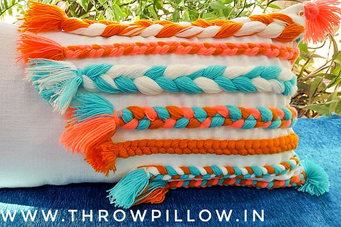 Perry Coral Braided Lumbar