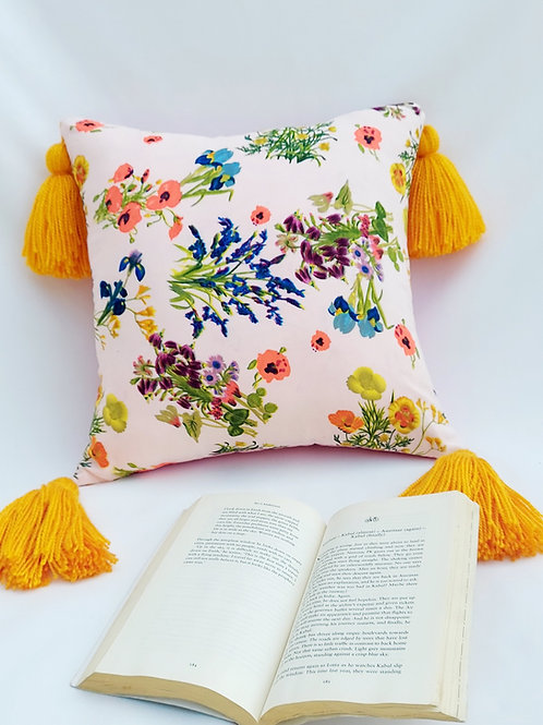 Ditsy Florals Cushion Cover