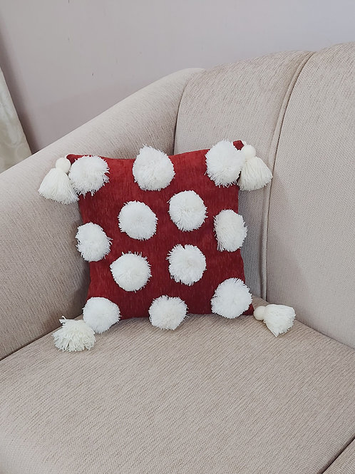 Snow Pops Cushion Cover