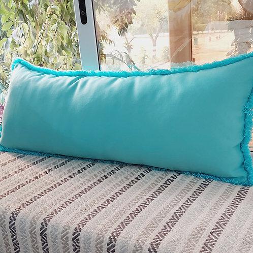 Ocean Solid Cushion Cover