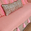 Thumbnail: Morroccan Tufted Tassel Couch Cover Set_ Blush