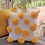 Thumbnail: Enticing Yellow Cushion Cover Combo: SET OF 5