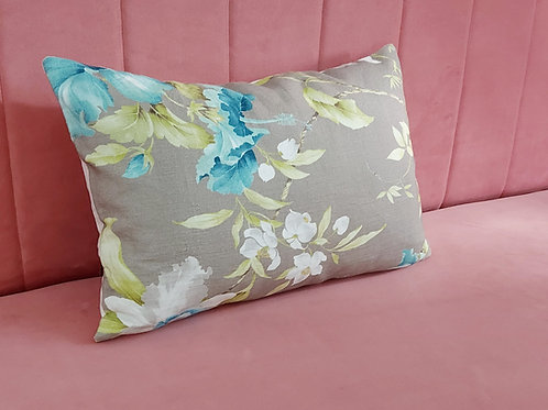 Dusty Floral Cushion Cover