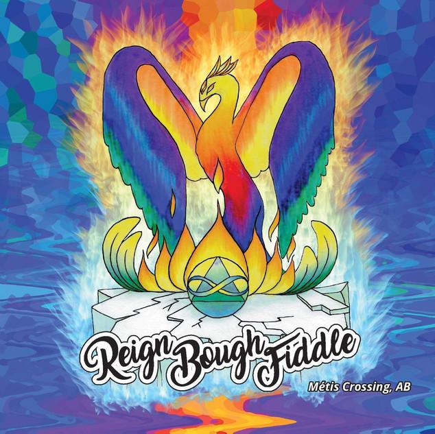 Reign Bough Fiddle 2019 Promo Sticker