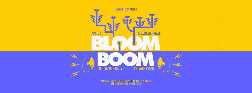 Bloom Boom 2019