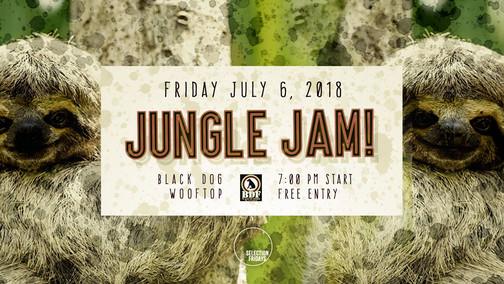Jungle Jam 2018