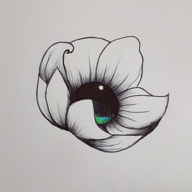 Eye Flower 3