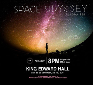 Space Odyssey Fundraiser 2017