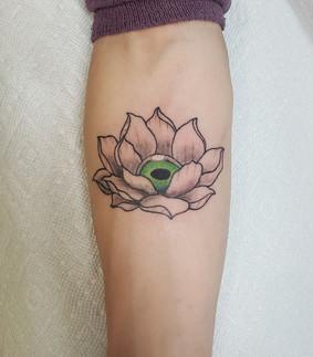 Lotus Eye