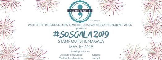 Stamp Out Stigma Gala