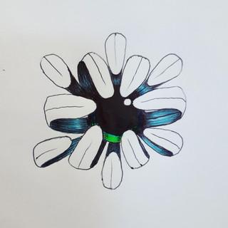 Eye Flower 1