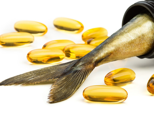 The role of Omega 3 in recovery for athletes