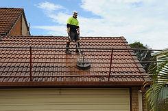Roof Restoration Brisbane Safety Rails