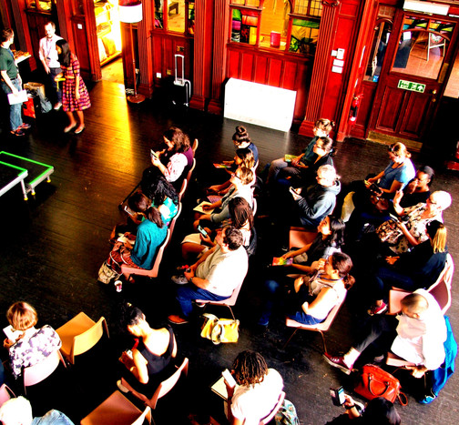 REIYL conference audience