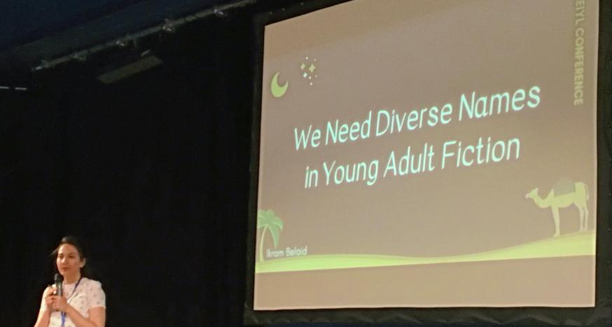 REIYL 2019 talk diverse names