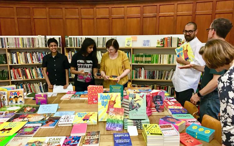 REIYL 2019 inclusive books
