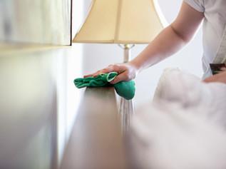 Limpeza diaria