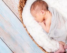 Newborn Photographer Bradford