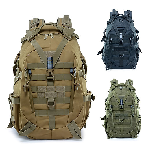 Military Tactical Reflective Backpack
