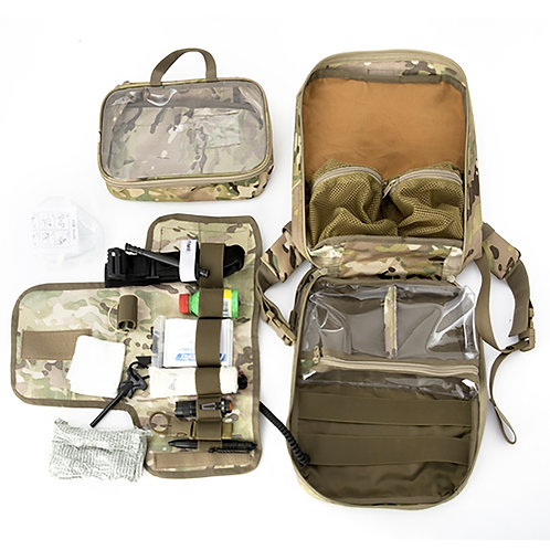 MT Military First Aid Kit Backpack