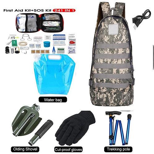 4/24/28pcs Survival Kit Set