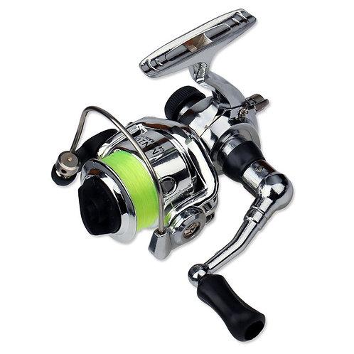 Mini XM100 Fishing Reel 2+1 Stanless Steel Ball Bearings
