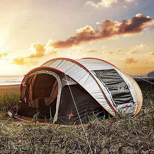 5 Person Portable Camping Tent Automatic Easy Setup
