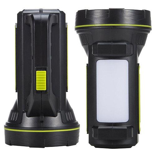 Waterproof USB Rechargable LED Flashlight 800 Meters Ultra Bright