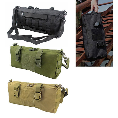Large Capacity Molle Tactical Shoulder Bag Pack for Camping & Hiking