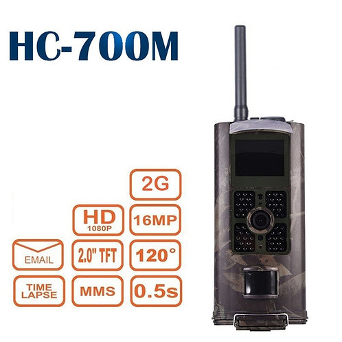 HC-700M Wildlife Trail Camera Photo Video MMS SMS 2G Trigger Night Vision 16MP