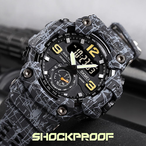 Men's Military Digital Watch