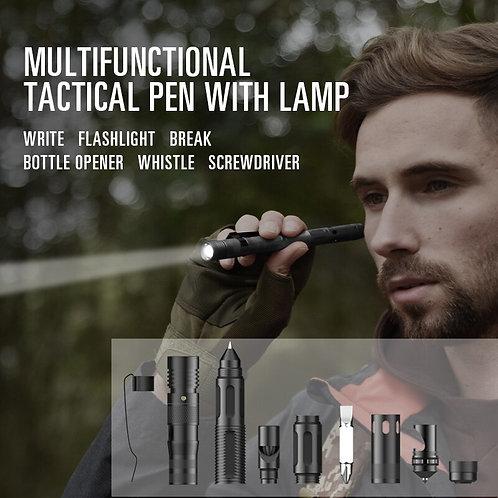 Multifunctional Tactical Pen