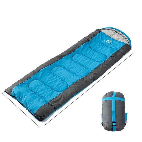 Lightweight 3 Seasons Warm & Cold Envelope Backpacking Sleeping Bag